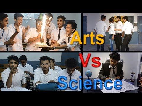 Arts Vs Science Students Part 2 Molad