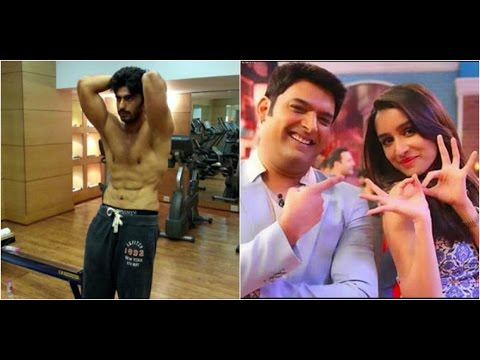 Xxx Mp4 Arjun Sets Up Illegal Gym On His Terrace Shraddha Spotted At Kapil S Show 3gp Sex