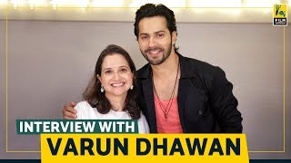Varun Dhawan Interview With Anupama Chopra | October | Film Companion