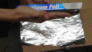 How to build a basic solar cooker