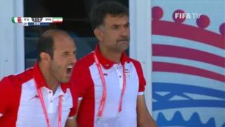 Match 9: Italy v Iran - FIFA Beach Soccer World Cup 2017
