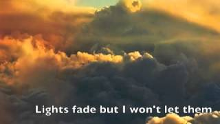 Holding Onto Heaven by Foxes Lyric Video