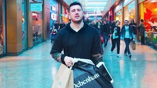 I Spent 24 Hours Shopping with My Girlfriend & It Was HORRENDOUS (24 Hour Shopping Challenge)