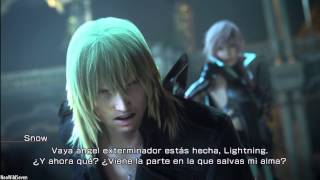 Lightning Returns FFXIII - Opening Cinematic Intro inicial Español FULL HD 1080p
