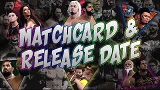 FaM Royal Rumble - Official Matchcard & Release Date! (#FaMRumble)