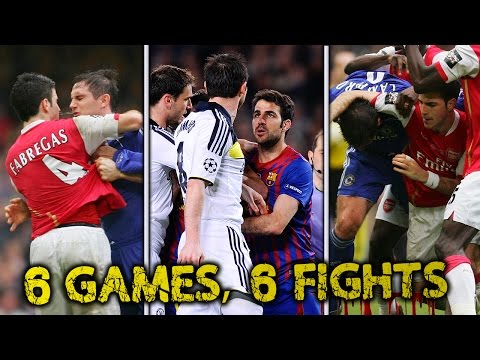 10 Footballers Who Have BRUTAL Rivalries