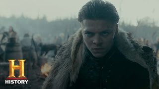 Vikings: Björn Tells Ivar He Can Leave (Season 4, Episode 19) | History