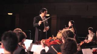 He/Chen - Butterfly Lovers Violin Concerto (Yale Symphony Orchestra feat. Sha)
