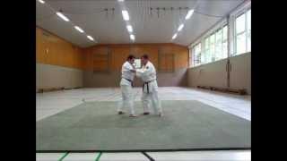 Judo Video 3 Übungen für Kuzushi