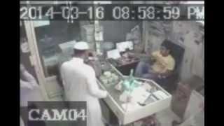 كاميرة مراقبة تكشف اللحظات الأخيرة للشهيد جواد الحاوي Bahrain