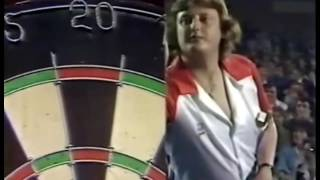The Leg that started the Eric Bristow-Jocky Wilson Rivalry? - 1981 BDO Nations Cup
