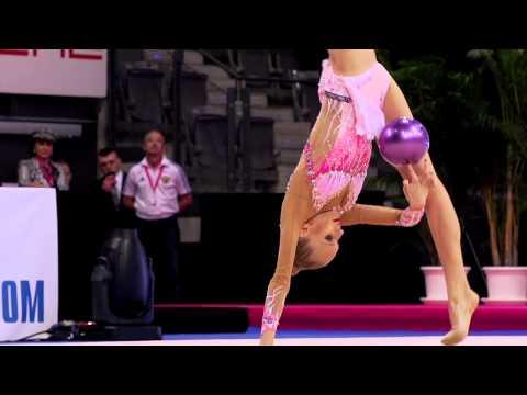 Gymnastik-Weltcup 2014