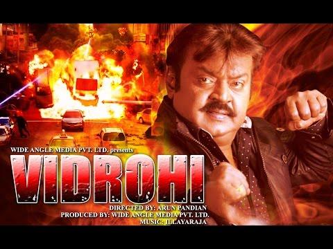Xxx Mp4 Vidrohi 2015 HD Hindi Action Movie Vijaykanth Hindi Movies 2015 Full Movie 3gp Sex