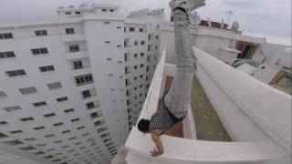 High Rise Hand Stand