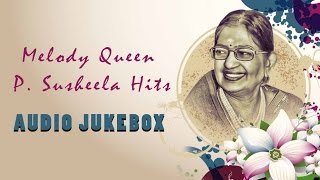 Best of P Susheela Songs Jukebox | Best Tamil Movie Songs | Top 10 Hits Collection