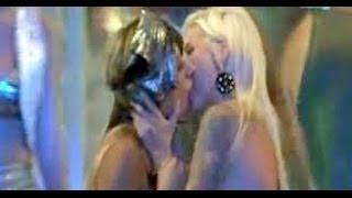 BBB14 Clara e Vanessa dão Beijo Lesbico  (Festa Prata) 19/01/2014