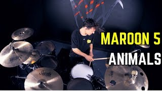 Maroon 5 - Animals | Matt McGuire Drum Cover