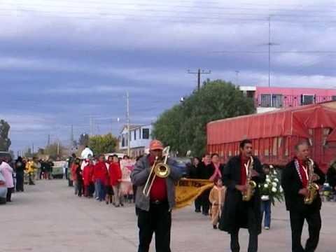 peregrinacion en guadalupe victoria durango mexico feria del maiz