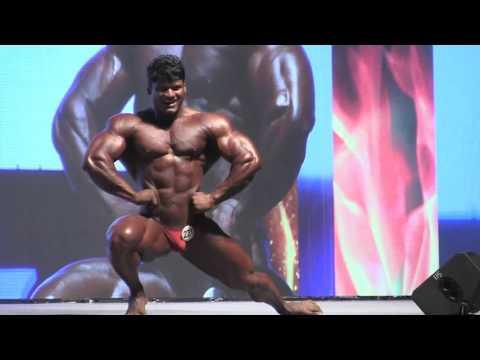 Mr Olympia Amateur Asia 2016 - Nair Prasannakumari (India)