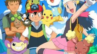 Pokemon Diamond and Pearl Ending -Kimi No soba De Full Version