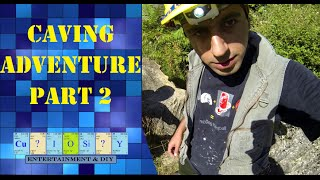 caving adventure part 2