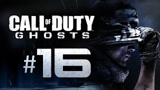 Call of Duty Ghosts Campaign Walkthrough Part 16 - Severed Ties
