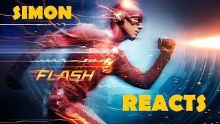 The Flash - Se1 Ep1 - Pilot - Reaction