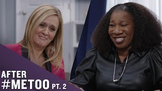 After #MeToo Pt 2: Sam Bee & Tarana Burke Talk #MeToo: Misconceptions, What Redemption Can Look Like