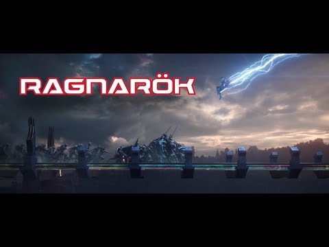 Thor: Ragnarok - Immigrant Song Music Video