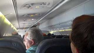 allegiant air flight 402 Lex Ky to FL part 2