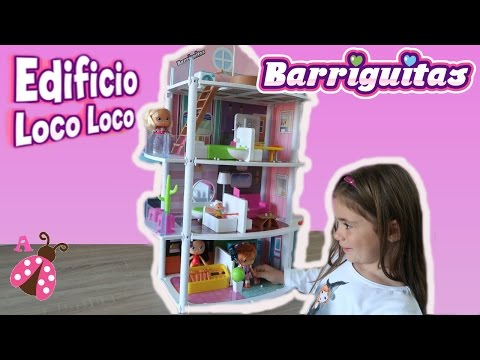 watch Edificio Loco Loco de Barriguitas