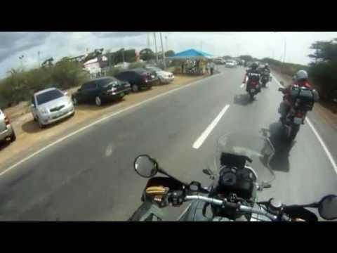 Video VENEBIKE Rumba Coro 2012