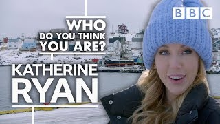 Katherine Ryan wants to be English! 🏴󠁧󠁢󠁥󠁮󠁧󠁿🇨🇦 | Who Do You Think You Are? - BBC
