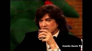 Camilo Sesto ((Entrevista)) De Los Morancos 2005