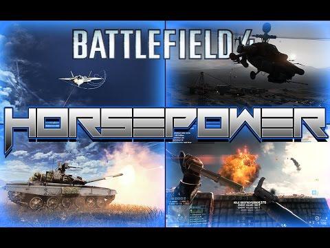 Battlefield 4 Horsepower (Montage by SNAIP)