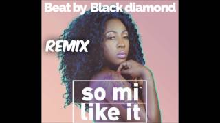 Beat By Black diamond - So mi like it _remix