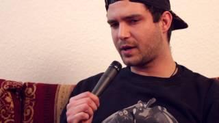 Sadi Gent im Interview