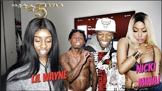 Lil Wayne - 5 Star feat. Nicki Minaj REACTION!