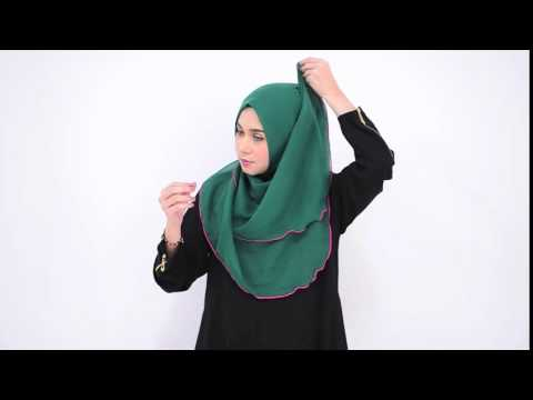 Xxx Mp4 Benang Hijau Hijab Tutorial Maira 4th Video 3gp Sex