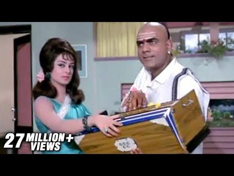 Ek Chatur Naar - Padosan - Saira Banu, Sunil Dutt & Kishore Kumar - Classic Old Hindi Songs