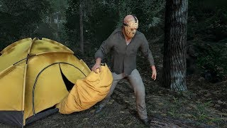 CUCUUUUUU! HE LLEGADO!!!! FRIDAY THE 13th: THE GAME