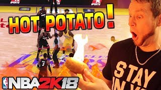 HOT POTATO NBA 2K18