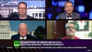CrossTalk on Russophobia: Denying Detente