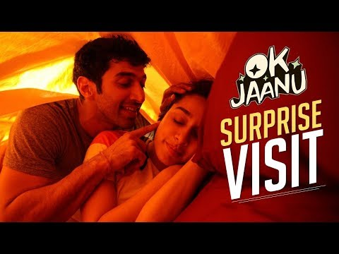 Xxx Mp4 A Surprise Visit OK Jaanu Aditya Roy Kapur Shraddha Kapoor 3gp Sex