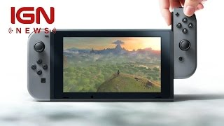 Nintendo Switch Will Support Unreal Engine 4 - IGN News