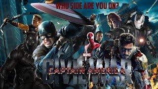 Captain America 3 - Đội Trưởng Mỹ Nội Chiến Full Trailer HD