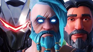 WRATH OF THE TIER 100 SKINS! | A Fortnite Film