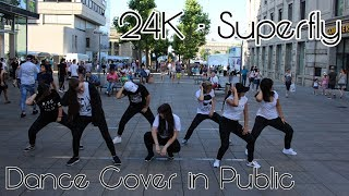 24K - Super Fly Cover Public - Project