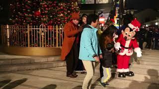 Disneytown Tree Lighting Ceremony - Shanghai Disneyland - Shanghai Disney Resort