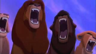 Król Lew 2 - Ślub Kiary i Kovu / The Lion King 2 - Kiara and Kovu Wedding